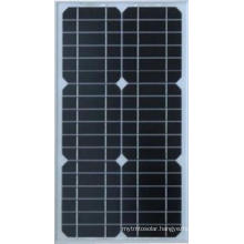15W Mono Solar Panel for Home System