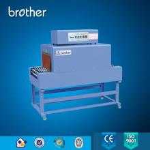 Petite bouteille Heat Tunnel Tube Wrap Packaging Shrink Wrapping Machine