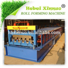 Rusia Dumping Wall Floor Decking Machine en venta