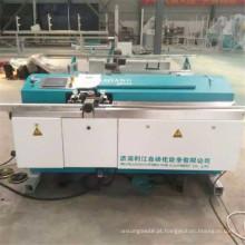 Máquina extrusora de butil da linha de produção de vidro isolante