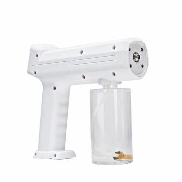Pistola de pulverização desinfetante elétrica com tela de toque portátil