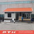 China Prefabricated Light Steel Structure Village Modular Villa House