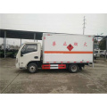No Fire Truck Dangerous Goods Transport Van Truck