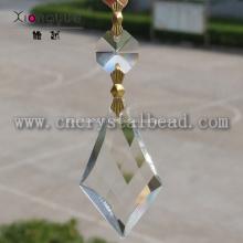 DX43 Goutte de cristal lustre Transparent