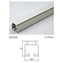 Aluminium Schienenprofil für Schiebetüren