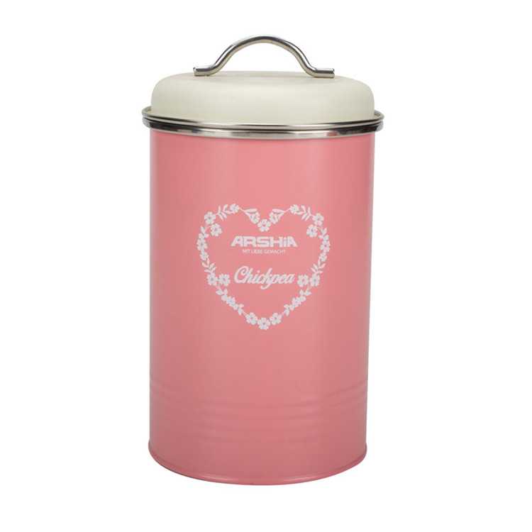 Kitchen Canister Pink