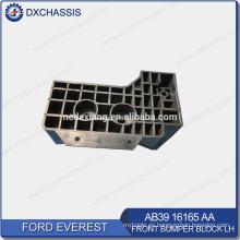 Genuine Everest Front Bumper Block LH AB39 16165 AA