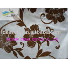 Nylon/Polyester Flocked Fabric For Jewelry Packaging Fabric