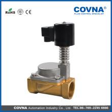 COVNA AC 220V высокотемпературный соленоидный клапан для газа
