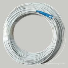 FTTH Drop Kabel 1 Core Fiber Optic Patchkabel mit Sc Upc Stecker