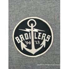 Патч значка изготовленный на заказ сувенир вышивка для железо-на одежда