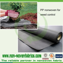 Tissu non-tissé pour la couverture d'agriculture et la protection de culture