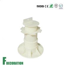 Billiger Plastiksockel für die Unterstützung der Terassendielen