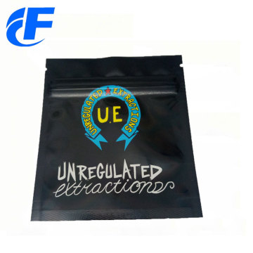 500g Customized printing aluminum foil powder packaging bag