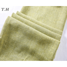 Green Linen Fabric Design for Sofa and Chair