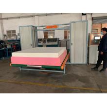 EPS PU foam saw machinery