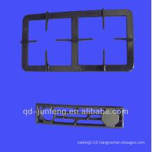 OEM iron sand casting gas hob with enamel