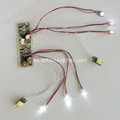 pulsador LED. Módulo intermitente LED, regalo promocional
