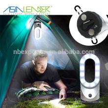 100% brillante -50% Bright-Flash fuente de alimentación 4 * AAA batería 30 LED linterna de camping