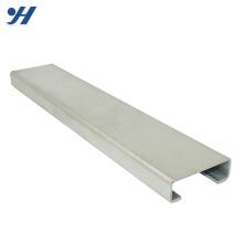 Fabrik-Preis kaltgewalzter c-Art Stahlkanal, galvanisierter Stahlkanal, c-Kanalstahl