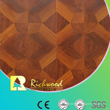 Stratifié insonorisant de chêne de relief de 12.3mm E0 AC4