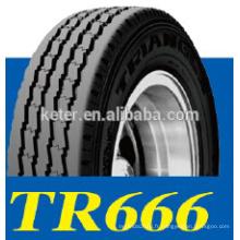 Pneus triangle de haute qualité tr666, pneus de camion