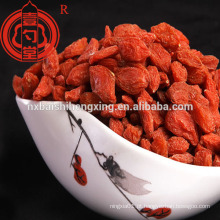 Goji berry em frutos secos goji berry krem