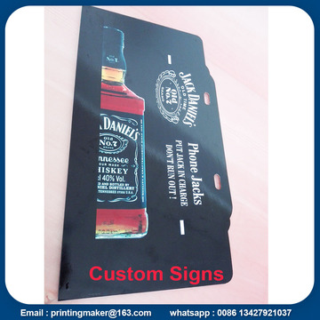 Custom Outdoor 3 MM PVC Signs Board Printing