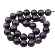 14MM Loose natural Amethsyt Crystal Round Beads for Making jewelry