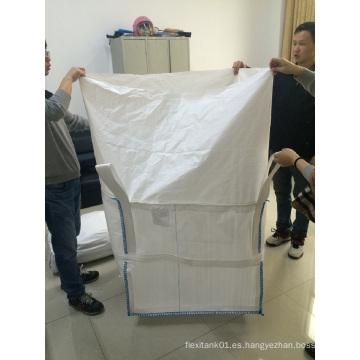 1000kg Bolsa de contenedores para transporte industrial