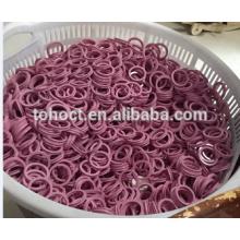 El mejor anillo de cerámica rosado de la producción superficial