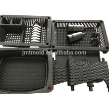 2017 molde modificado para requisitos particulares plástico casero del cajón