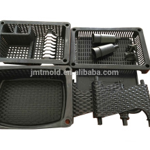 2017 Customized Commodity Home Plastic Drawer Mould