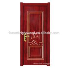 Most Popular Melamine Indoor Solid Wood Molded Door