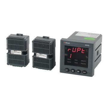 Função de alarme controlador de umidade e temperatura