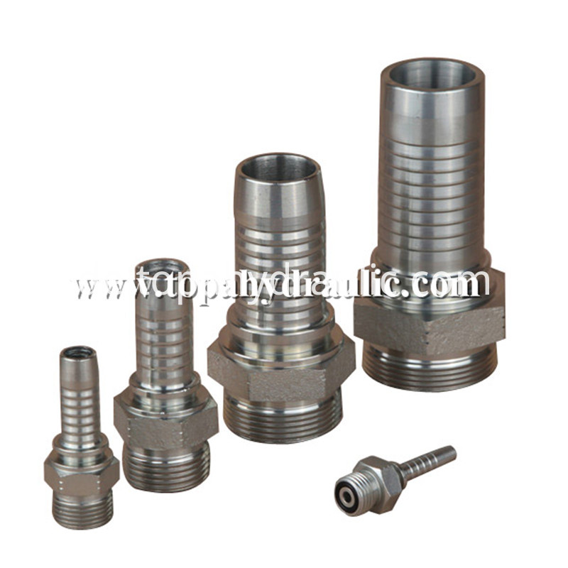 14211 Swivel Reusable Hydraulic Fitting