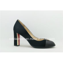 2016 New Fashion Sexy High Heels Lady Dress Shoe