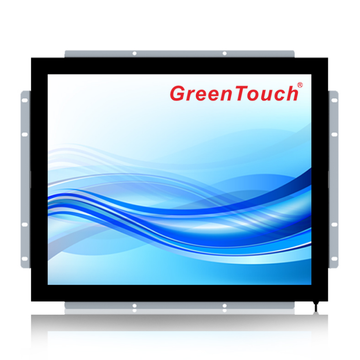Open Frame Ir Touch Screen Monitor Hdmi 17 ""