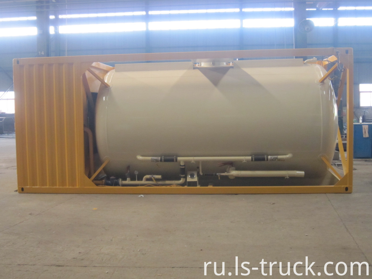 20ft tank container