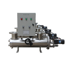 Automatic Motor Cleaning UV Water Sterilizer