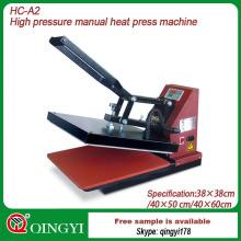 40x60 heat press transfer machine