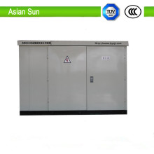 Niederspannungs-Css-kompakte Umspannwerk-Schaltanlage (11kv)