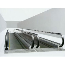 FJZY moving walkway with step width 1000mm inclination : 0