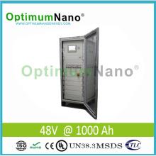 High Capacity LiFePO4 Battery 48V 1000ah for Home Storage Energy
