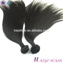 Le nouveau venu chimique non traité peut être blanchiment teint péruvien teinté 10A cheveux