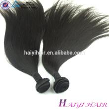 Новое пришествие химической свободной Необработанная можно отбелить dyeable Перуанский 10А класс волос