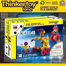 2015 Горячие продажи Gear Set DIY Дети Игрушка строительных блоков