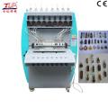 Máquina de fazer extrator de zíper de silicone