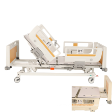 Hospital furniture luxury ICU bed 5-function electric hospital bed with X-ray