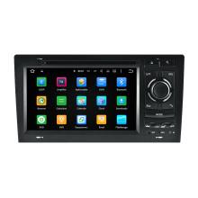 Navigation voiture stéréo pour Audi A8 S8 Navigation GPS Radio CD DVD Multimédia en tête avec 3G WiFi